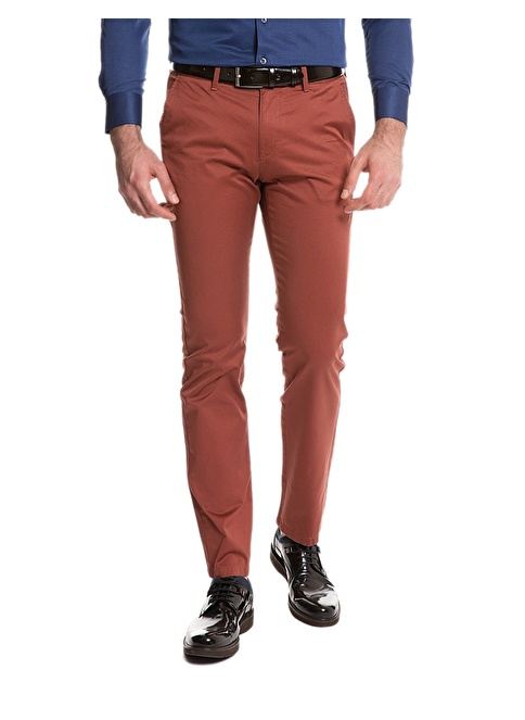 Pierre Cardin Pantolon Kırmızı